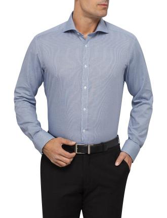 Cotton Text Shirt
