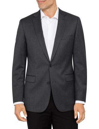 Plain Wool Jacket