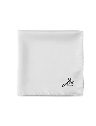 Silk Plain Pocket Square