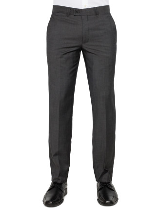 Twill Plain Trouser