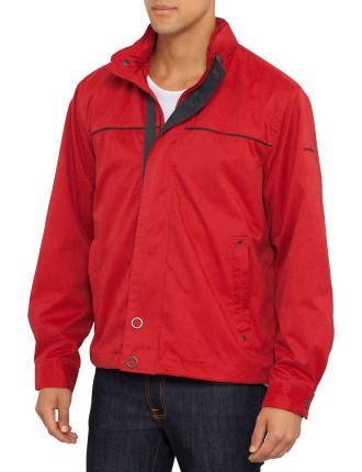 Zip Spray Jacket