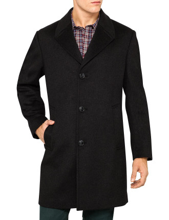 Plain Overcoat