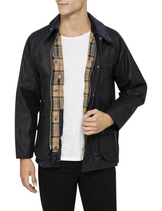 Waxed Cotton Equest Jacket