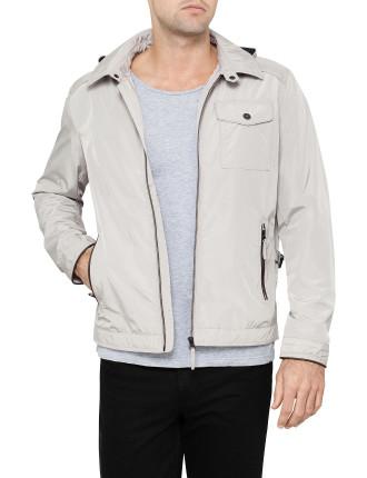 Casual Zip Spray Jacket
