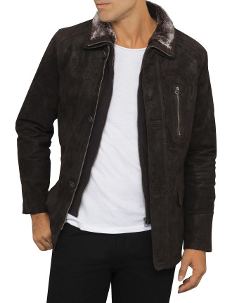 Amundsen Leather Jacket