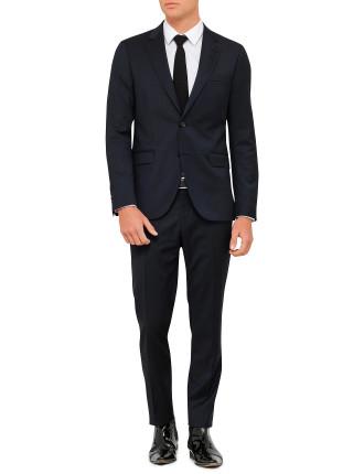 Gekko Wool Jaquard Suit