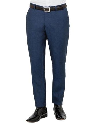 Hills 3 Linen Melange Trouser