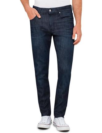 Cotton/Elast Denim 5 Pkt Jean