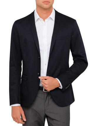 Cotton/Elast Sateen Jacket