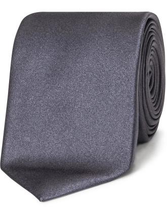 6.5 Cm Silk Plain Tie