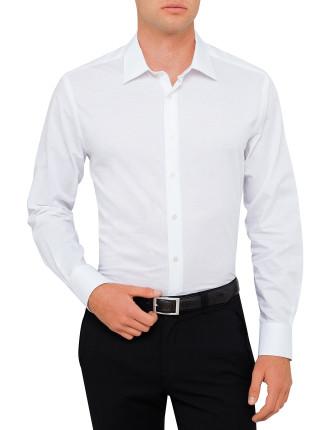 L/S Cotton/Linen Slub S/Cuff