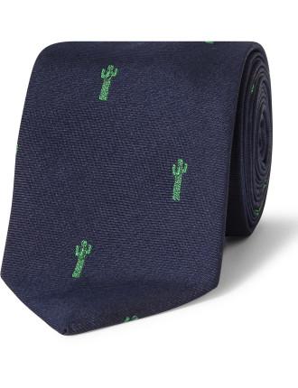 6 Cm Silk Tie