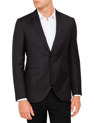 Wool 120'S Plain Core Jacket