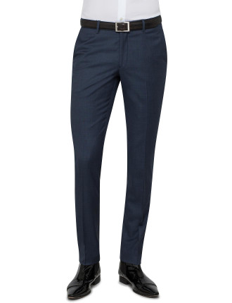 Wool Sharkskin Core Trouser