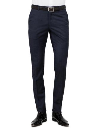 Wool Sharkskin Core Trouser