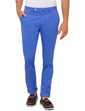 Cotton Slim Fit Chino Trouser