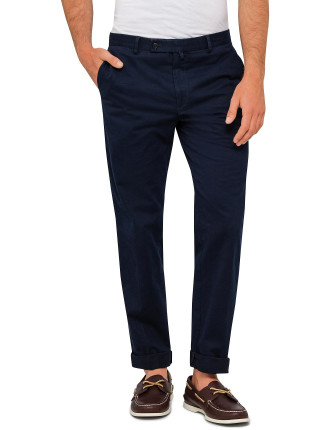 Cotton Tailor Fit Chino Trouser
