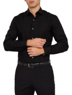 Slim Fit Cotton Shirt $159.50