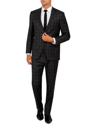 Wool Price of Wales Check Suit