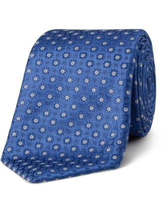 Silk Foulard Tie