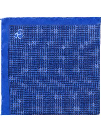 Silk Neat Pocket Square