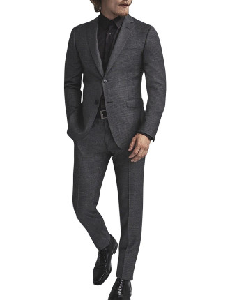 Wool P/Tooth Suit