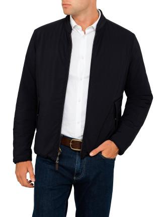 Poliamide/Elast Strecth Rev Short Jacket