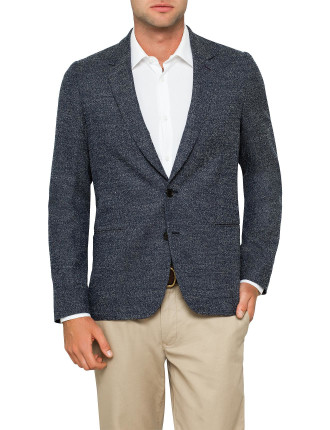 Textured Boucle Jacket