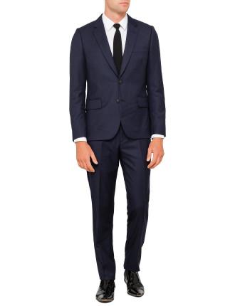 Wool Pindot Suit