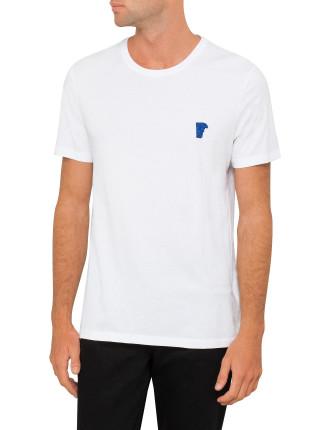 Jersey Logo T Shirt