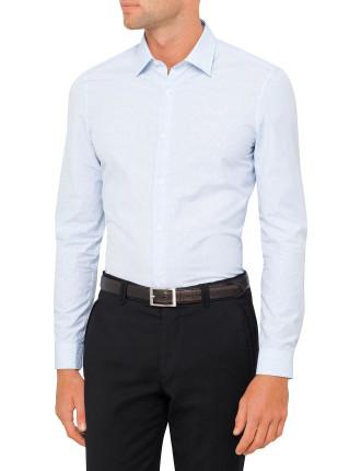 Jacquard Stripe Shirt