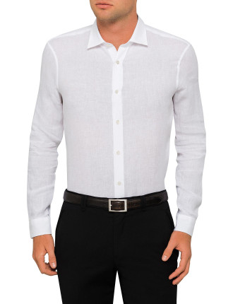 Textured Plain Shirt
