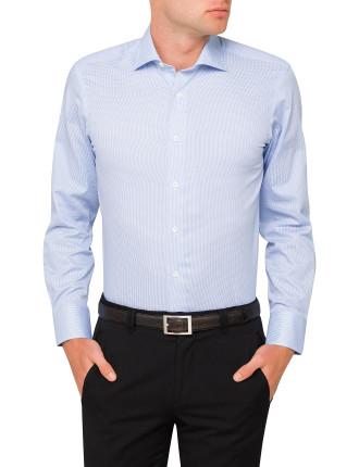 Dobby Gingham Shirt