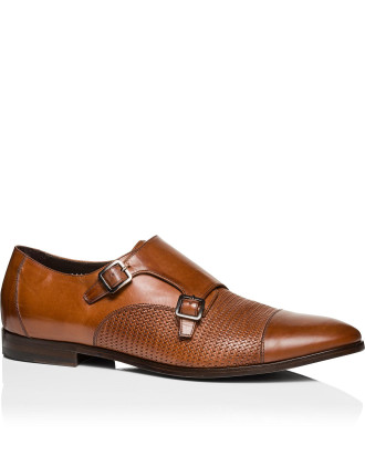 Double Monk Dress Shoe