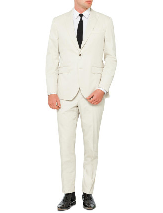 Plain Peak Suit