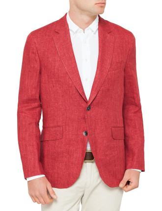 Herringbone Half Lined Jacket