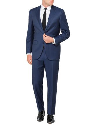 Micro Stripe Suit