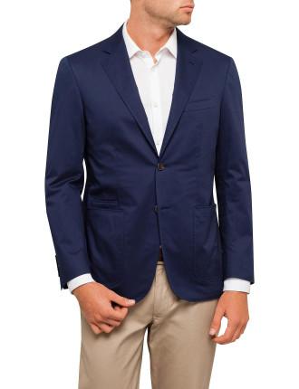 Plain Half Lined Jacket