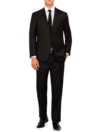 Wool Serge Plain Suit