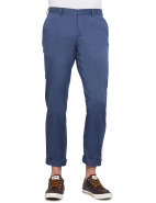 Fl Fr Cotton Chino Pant $315.00