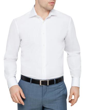Poplin Plain Shirt