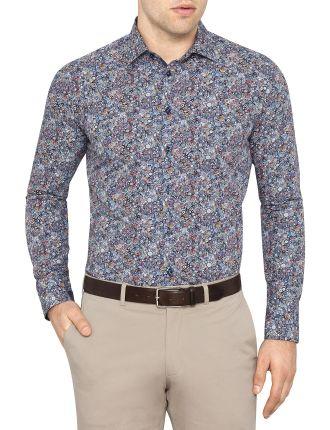 Swirl Print Shirt