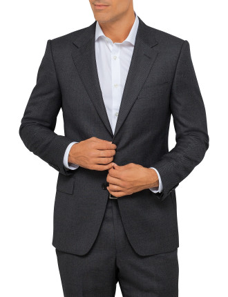 Wool Birdseye Jacket