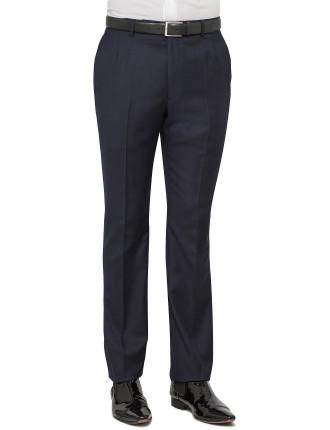 Wool Serge Plain Trouser