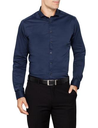 Steel 1 Cotton/Poly/Elast Shirt