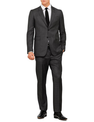 1267 Byard Wool Sharkskin Suit