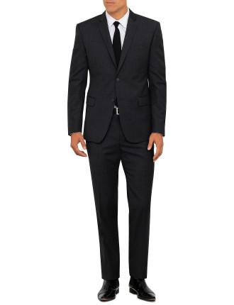V100084 VT00822 Wool Textured Suit