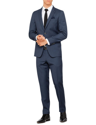 Star Craig Point Wool Pupstooth Suit