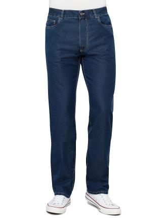 Cotton/Pol Dennim 5 Pkt Jean
