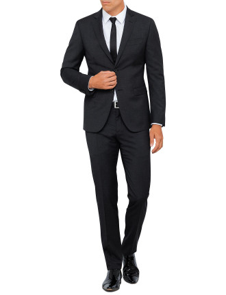 P39028E2 78402 Wool Stretch Suit
